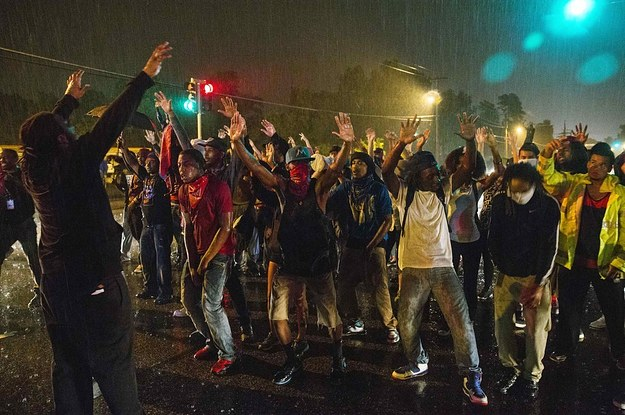 "Amnesty International Takes ""Unprecedented"" U.S. Action In Ferguson"