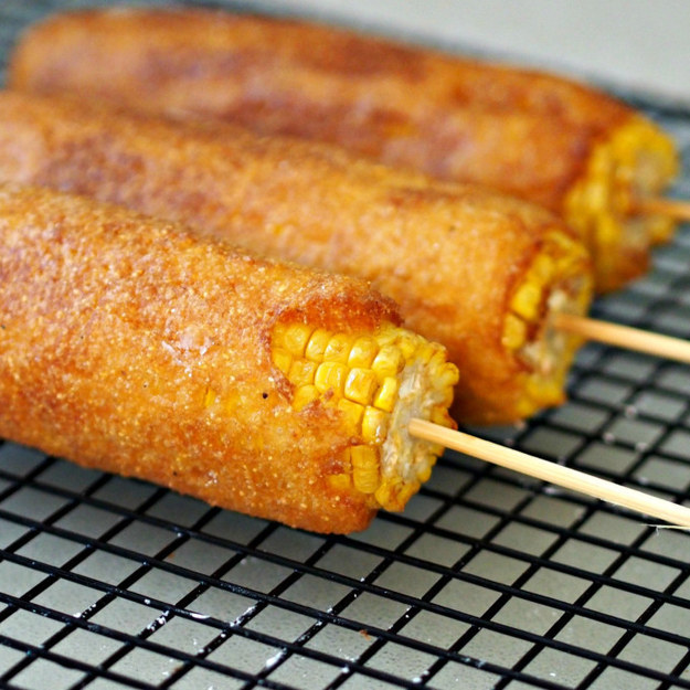 23 Foods You Need To Deep Fry Immediately