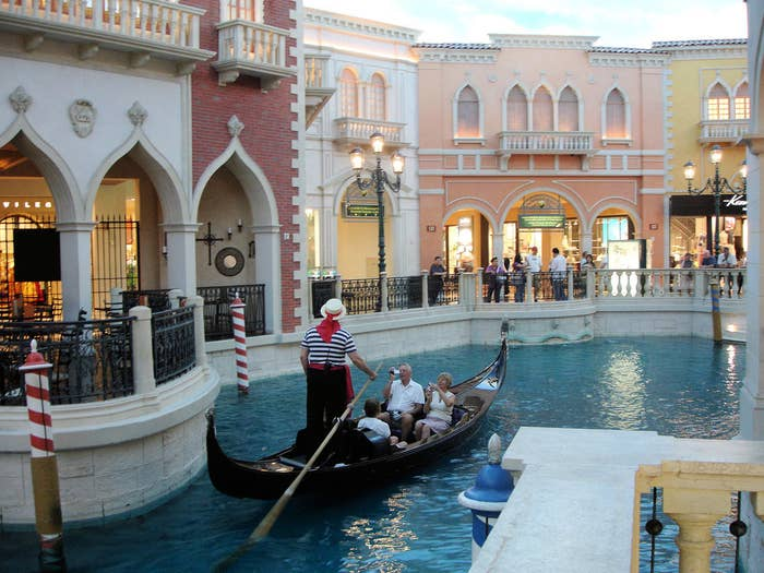 Why it's great for kids: These rides may be indoors, but they make you feel like you're breathing the open air in the real Venice, especially when your Gondolier serenades you.