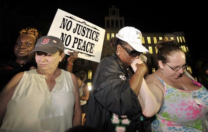 Sanford, Florida, July 13, 2013.