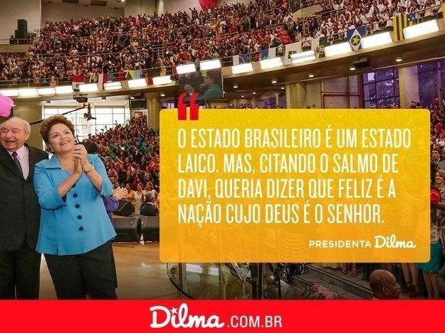 Aqui listamos 11 formas de não comprar uma briga inspiradas em Dilma Rousseff.