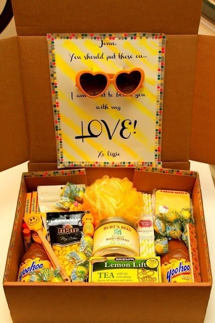 16 Care Packages That Any College Kid Would Love