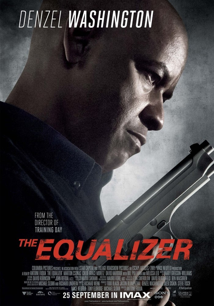 Retired, ex-special operative, Robert McCall (played by Denzel Washington) is trying to live a quiet, relaxed life working at a small home improvement store in Boston. In the trailer it is quickly understood that McCall is one man with whom you do not want to cross. After a register in his store is robbed, including the clerk for her mother's ring, McCall calmly grabs a sledgehammer from a wall in the store. The next day the clerk opens her register to find her mother's ring and we flash to McCall wiping off the sledgehammer and returning it to its slot on the wall. One can only assume the McCall went and opened up a can of whoop ass on the robber. Well luckily we don't have to guess for long. After a gang attacks a young girl (played by Chloë Grace Moretz) who McCall befriends in a diner, McCall exacts his revenge, taking out her attackers in an amazing display that can only be described as bad ass. Unfortunately for him, this gang was part of the Russian mafia…and they don't take too nicely to their own being taken down. What will happen when McCall takes on the Russian mob? You'll just have to wait until September 26 to see.