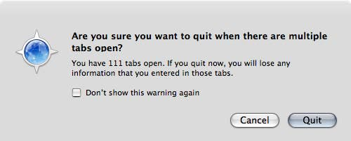 Admit it. You have a problem. Try the One Tab Chrome extension to consolidate all of your tabs into one.