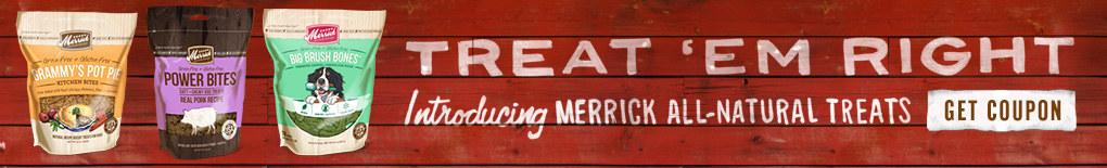 Merrick All-Natural Food & Treats