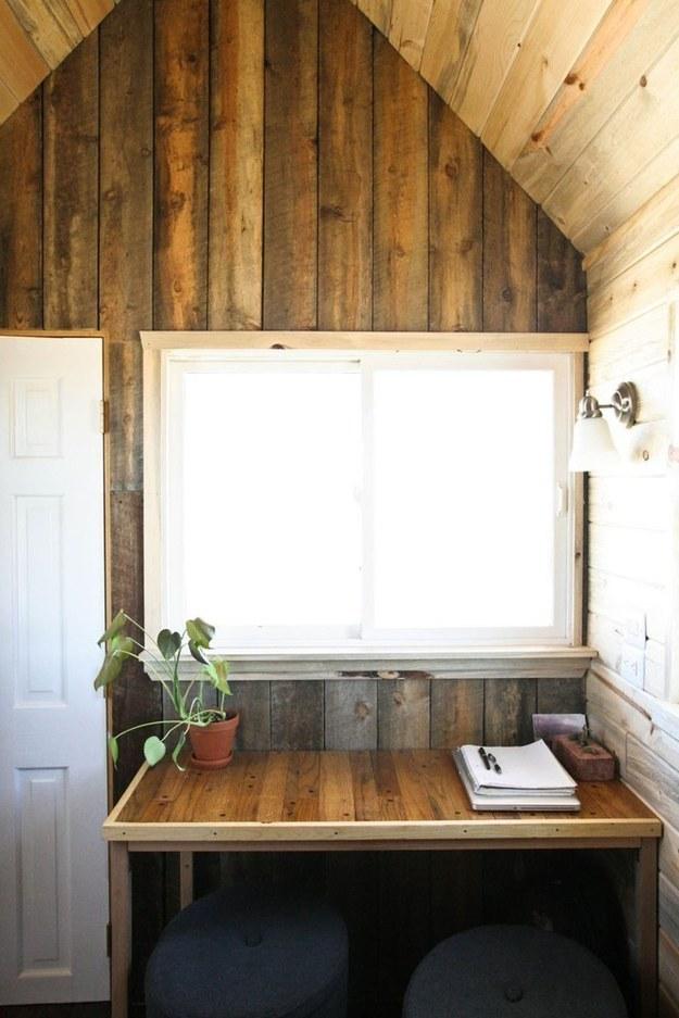 Keep your window-to-wall ratio high.