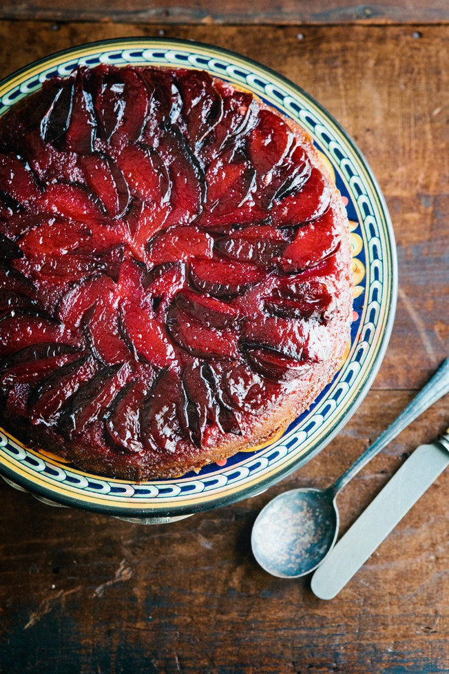 This seriously beautiful dessert is also super easy to make. Recipe here.