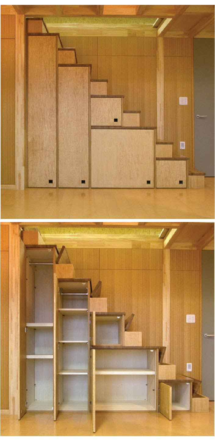 Tiny House Hacks To Maximize Your Space - Space saving ideas for small homes