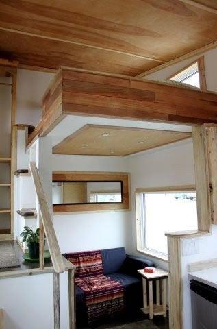 31 astuces pour maximiser l 39 espace dans un petit logement. Black Bedroom Furniture Sets. Home Design Ideas