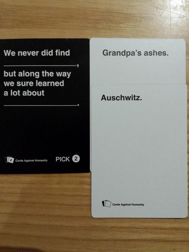 """Képtalálat a következőre: """"cards against humanity funny"""""""