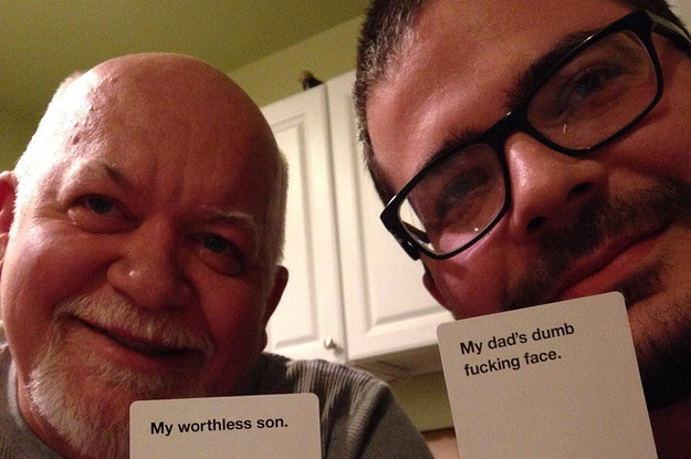 Image of: Blank Cards Imgur The 21 Worst Cards Against Humanity Cards To Play Around Family