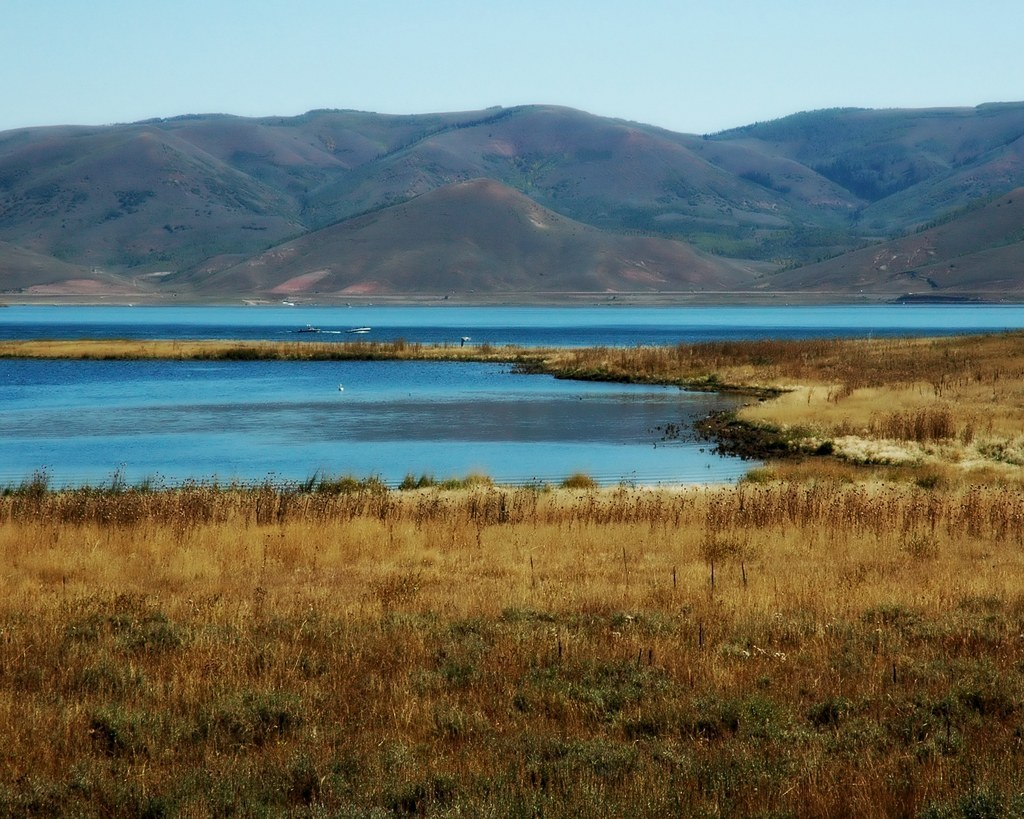 21 beautiful photos of places in utah you should go see in for Strawberry reservoir fishing