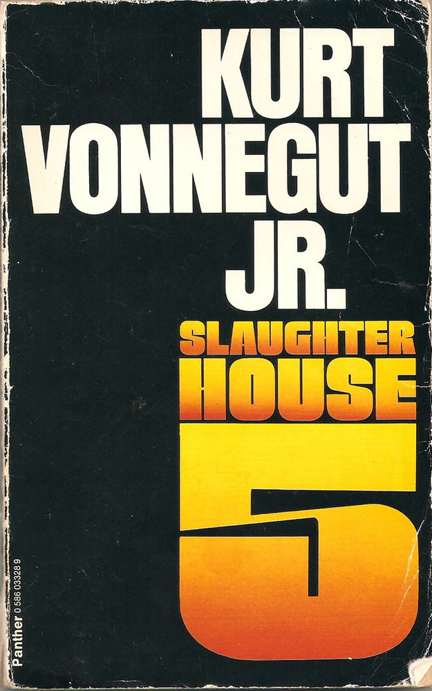 the theme of time travelling in slaughterhouse five a novel by kurt vonnegut Slaughterhouse-five is a stirring science-fiction book, which contains many interesting themes such as, space and time travel, philosophy on death, war, and aliens.