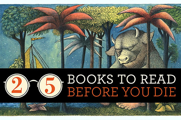 206 Best Nooks Images On Pinterest: 25 Books To Read Before You Die