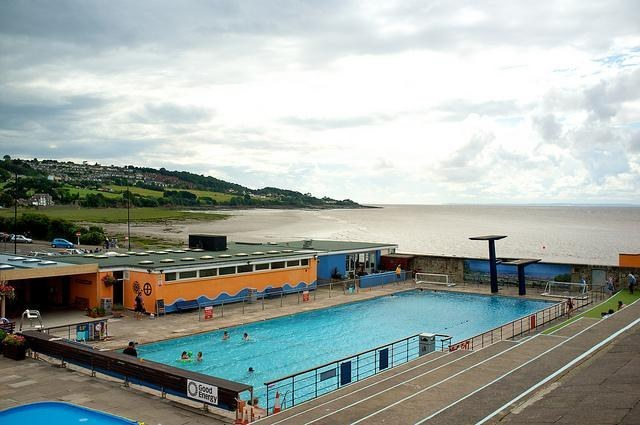Britain s best outdoor swimming pools - Open air swimming pool portishead ...