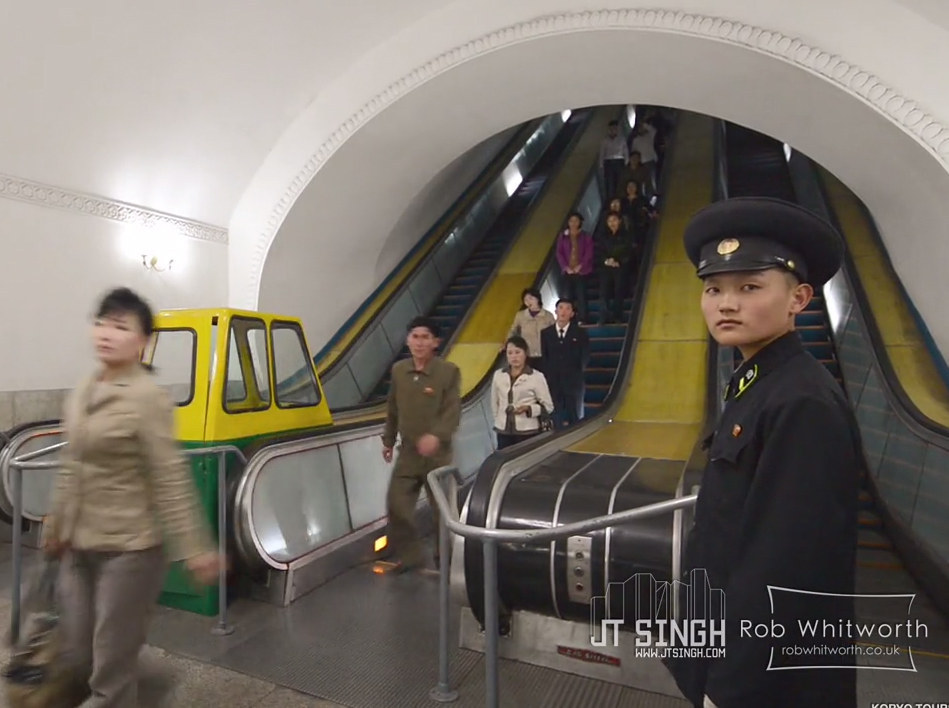 This Timelapse Video Of Pyongyang, North Korea, Is Beautiful And Intriguing