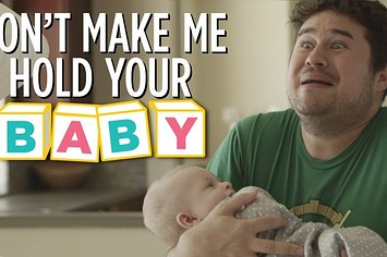 Why Holding Someone Else's Baby Is Terrifying