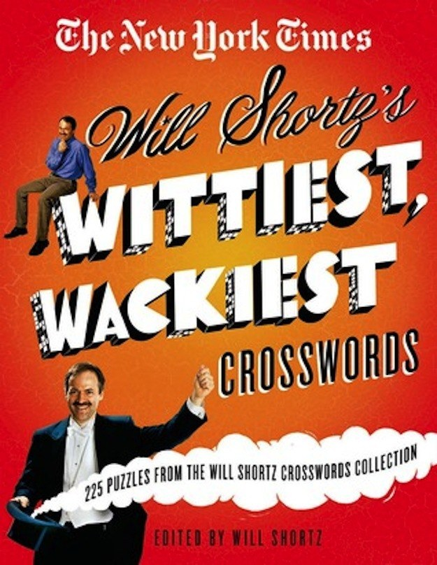 They make you smarter. True story. Start with this fun book of Will Shortz puzzles.