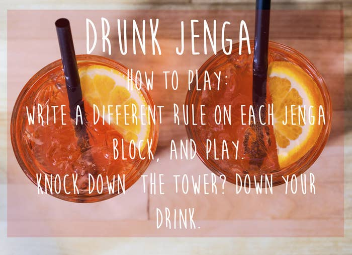 Games to play when drinking