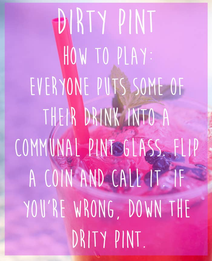 15 Simple Drinking Games Every Fresher Should Know