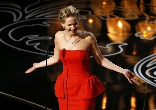 Jennifer Lawrence Dont Worry, Nude Photo Scandal Wont