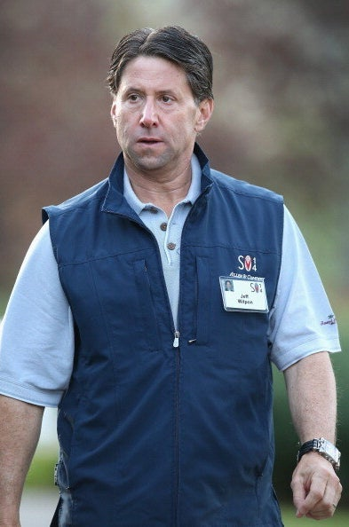 Jeff Wilpon, chief operating officer the New York Mets.