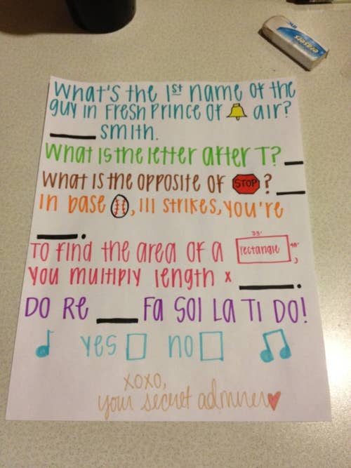 18 Sickeningly Romantic Ways To Ask Out Your Crush