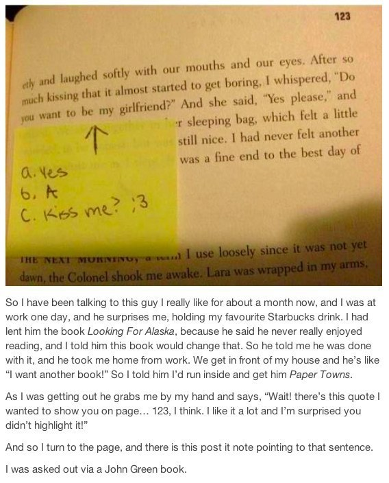 A Nice Way To Ask A Girl Out