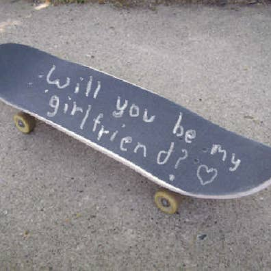 how to ask a girl out to be your girlfriend