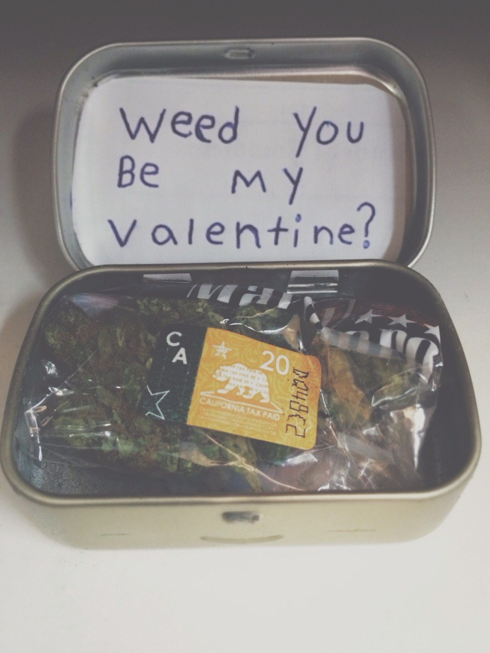 Cute ideas for asking a girl out