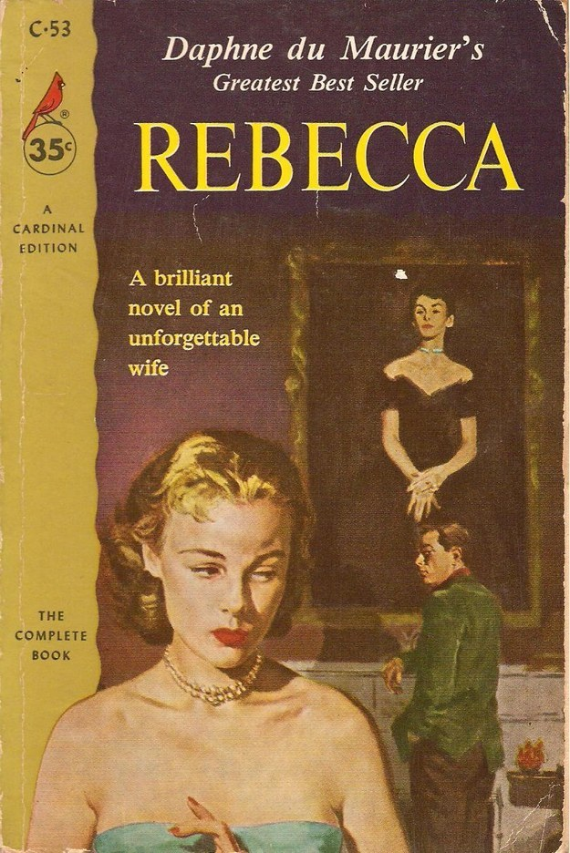 an analysis of rebecca a novel by daphne du maurier Daphne du maurier, author of the famous novels, 'jamaica inn', 'frenchman's creek' and rebecca', was inspired by her love of cornwall where she lived and wrote.