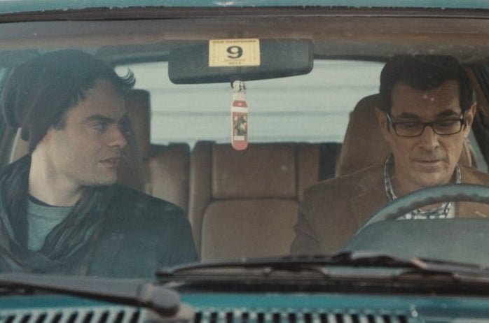 Bill Hader and Ty Burrell in The Skeleton Twins