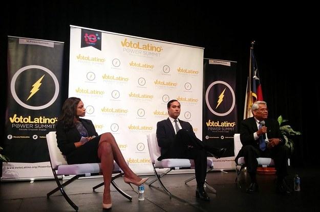 Dreamer Activist Challenges Joaquin Castro Over Obama S