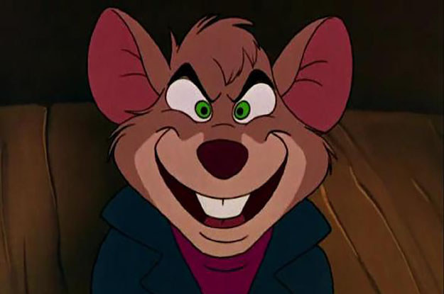 24 signs youre basil from quotthe great mouse detectivequot