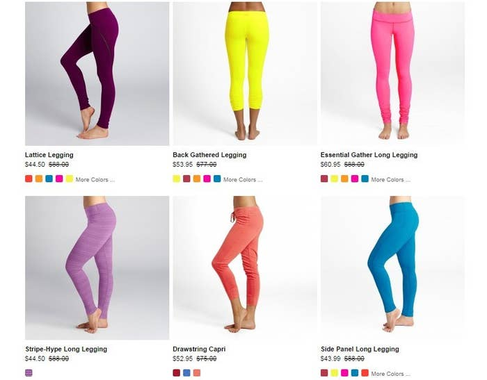 Looking for a crazy color? Looking for a unique cut? Done. There isn't a color/cut combo that you can't find if you look hard enough. What other pants have so many possibilities?