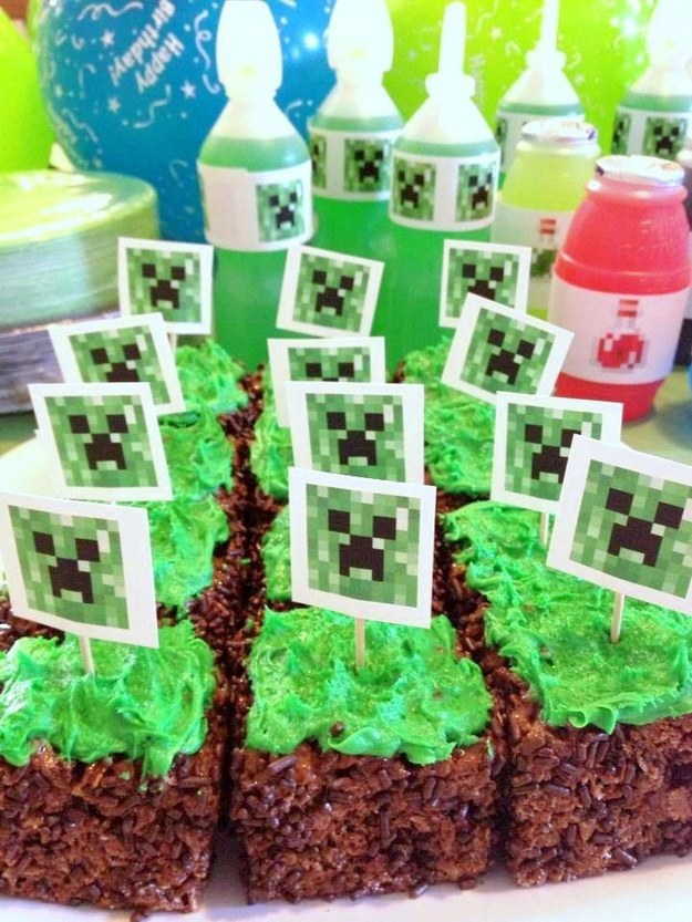 morganshanahan birthday party ideas that will blow your minecraft