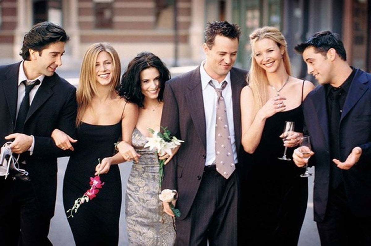 """What's Your Favorite """"Friends"""" Quote Of All Time?"""