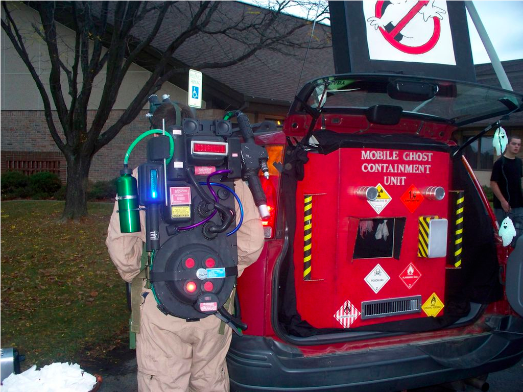 36 Trunk,Or,Treat Themes That Really Nailed It