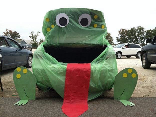 Frogger.