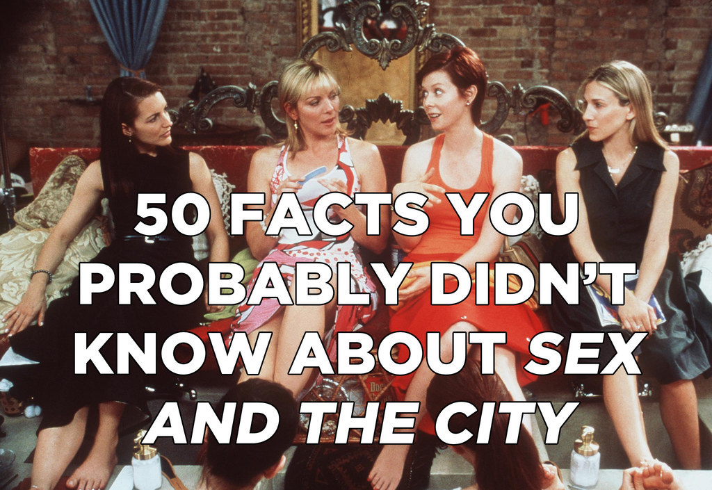 How many sex in the city seasons are there