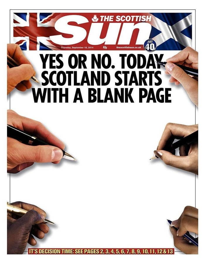 This particular front page has proven ripe for parody.