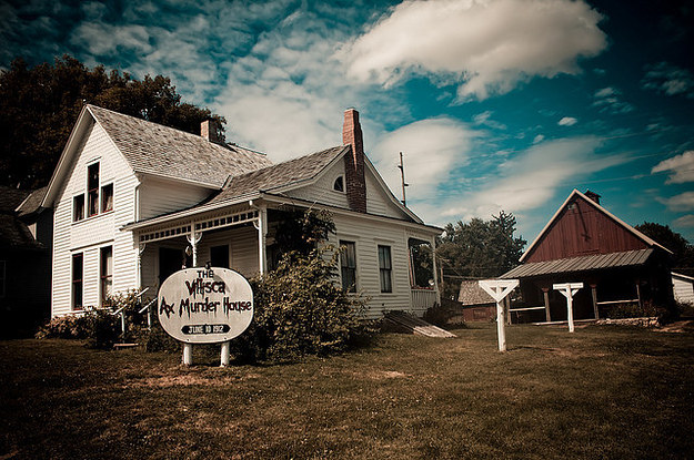 The Absolute Creepiest Places To Visit In The United States - The 7 spookiest cities in america