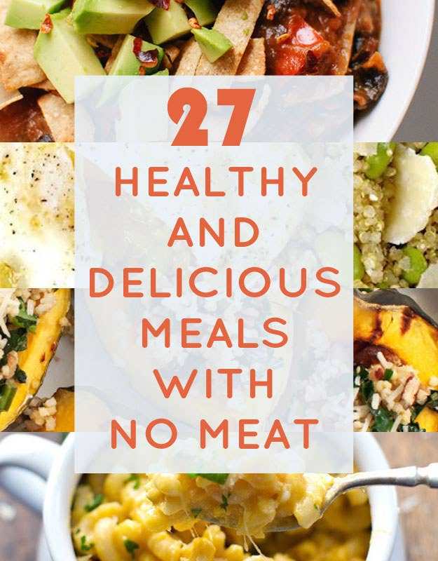 27 delicious and healthy meals with no meat share on facebook share forumfinder Gallery