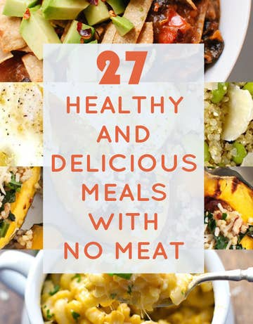 health of a no-meat diet
