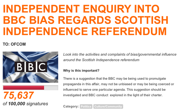 Image result for bbc independence referendum images