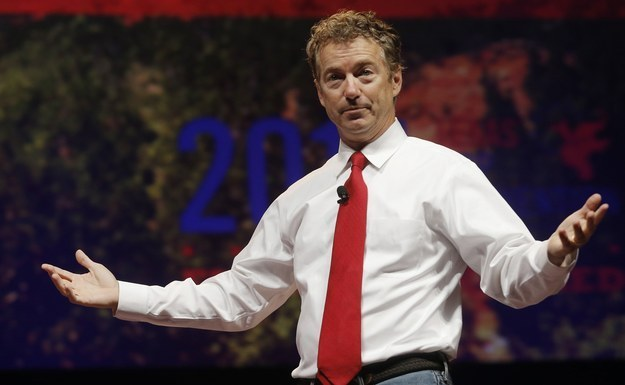 Ron And Rand Paul Do Not Agree About ISIS