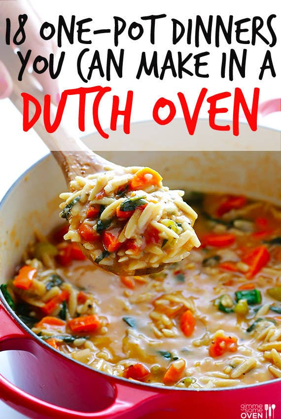 18 one pot dinners you can make in a dutch oven share on facebook share forumfinder Choice Image