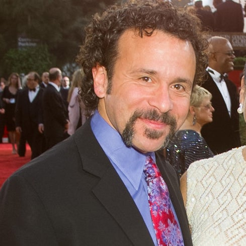 Michael Skloff at the 60th Annual Golden Globe Awards held at the Beverly Hilton Hotel on Jan. 19, 2003.