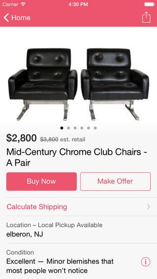 Shop.chairish.com