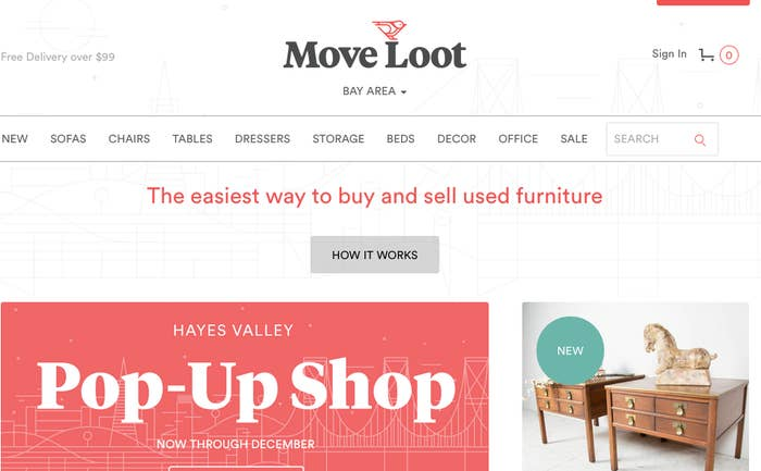 9. Move Loot - 9 Websites To Buy And Sell Used Furniture That Aren't Craigslist